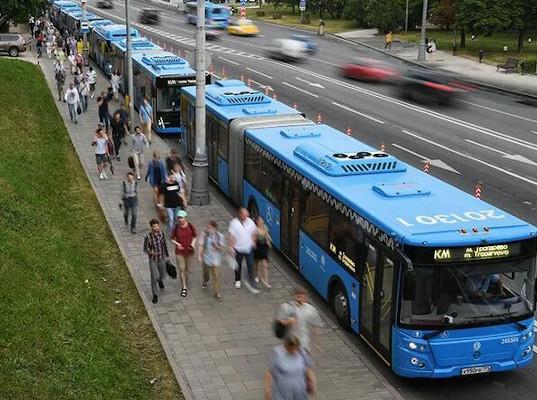 Минтранс предлагает ввести новый дорожный знак, запрещающий движение автобусов