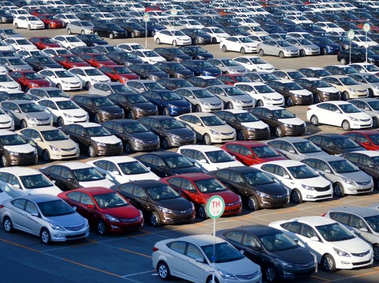 Импорт легковых автомобилей за 10 месяцев вырос на 15%