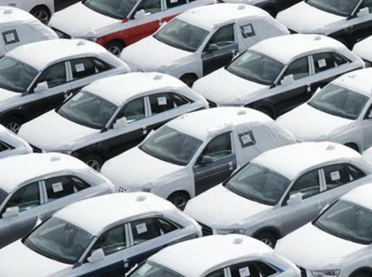 Китай увеличил импорт автомобилей в июле до рекордных $7,4 млрд - Новости таможни