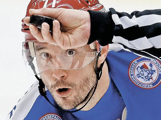 Российские хоккеисты проиграли Словакии в первом матче Олимпиады - Экономика и общество