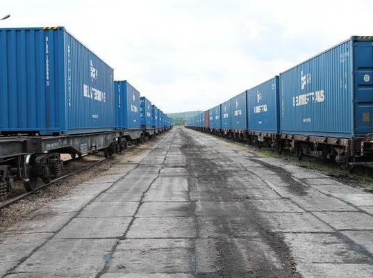 Россия увеличивает транзит на направлении Европа - Китай - Логистика