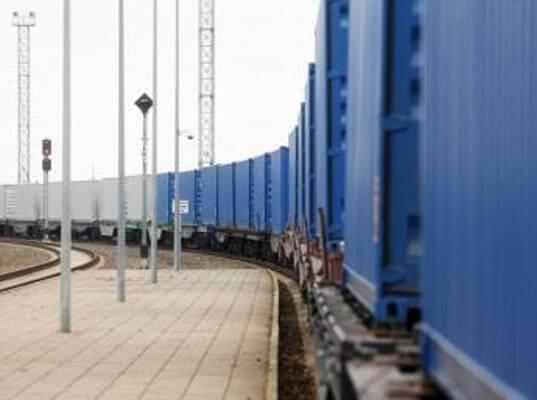 Тестовый контейнерный поезд из Китая может прибыть в порт Бронка в марте 2019 года - Логистика