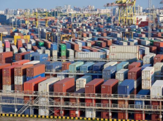 Объем импорта контейнеров превысил объем экспорта на российской Балтике - Логистика