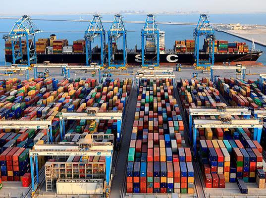 Контейнерооборот портов России за 5 месяцев 2018 года вырос на 12,6%