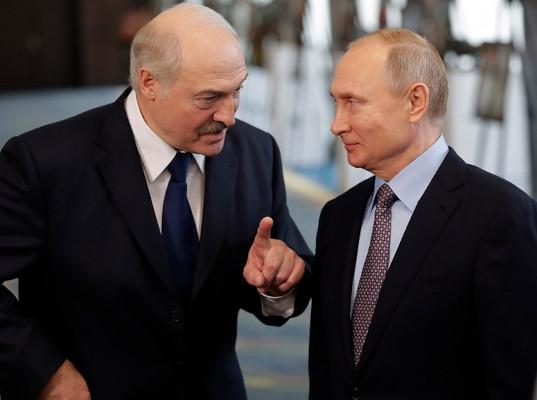Лукашенко извинился перед Путиным после своего выступления «в нехорошей форме» - Новости таможни