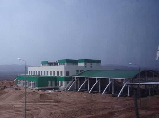 Реконструкция автомобильных пунктов пропуска Краскино и Пограничный в Приморье затянулась - Логистика