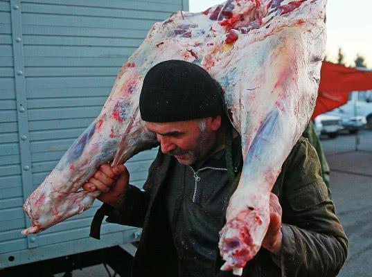 Российские говядину, баранину и козлятину разрешили поставлять в Кувейт