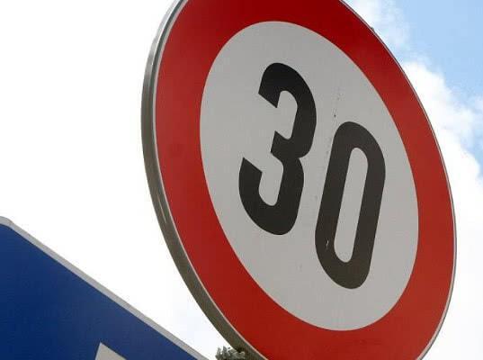 На петербургских улицах предложили снизить скорость до 30 км/ч - Логистика