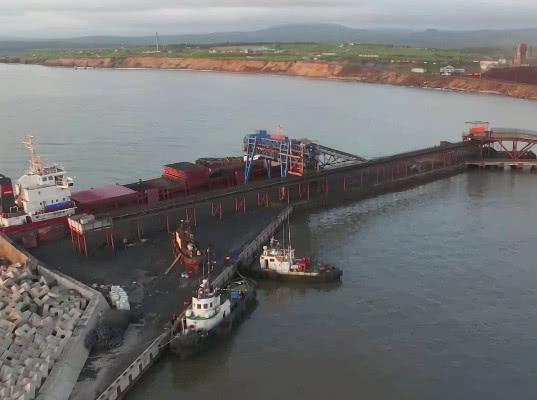Реконструкция морского пункта пропуска Шахтерск завершилась на Сахалине - Логистика