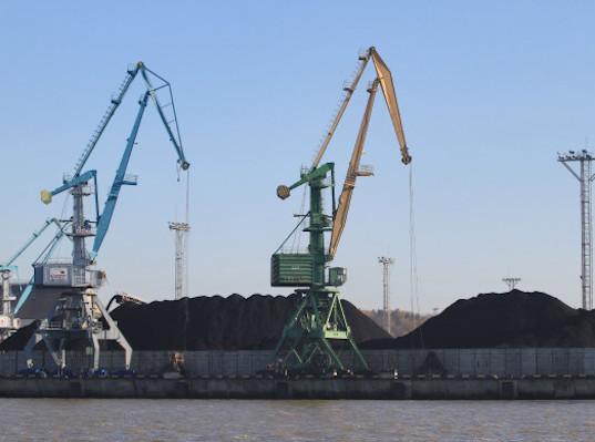 Крытые склады для угля в порту только снизят эффективность работы терминала - Логистика