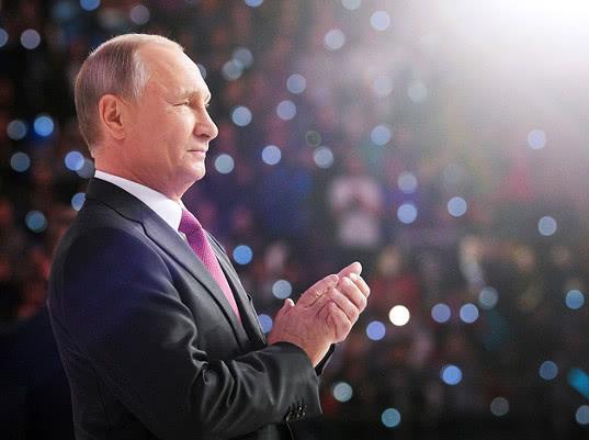 Путин объявил об участии в выборах президента России в 2018 году - Экономика и общество