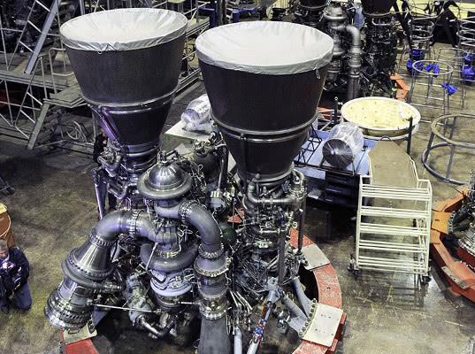 В Совфеде пригрозили США вводом ответных санкций на ракетные двигатели РД-180 - Обзор прессы