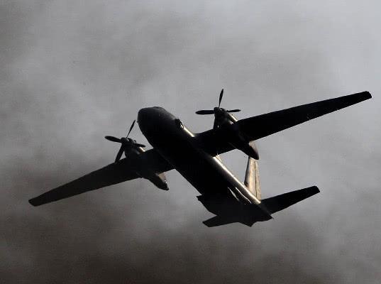 В Конго разбился транспортный самолет Ан-26 с российским экипажем