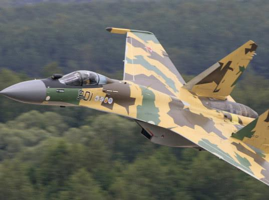 ВВС Индонезии предупредили о срыве контракта на истребители Су-35 из-за санкций