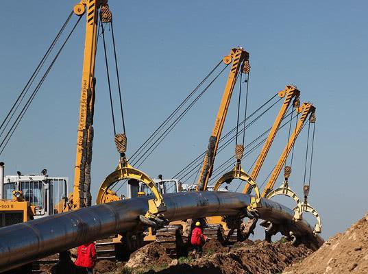 Монголия предложила построить нефте- и газопроводы из России в Китай