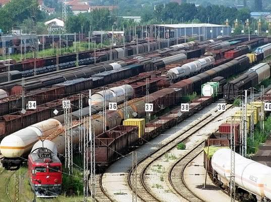Украина потребует от России 30 тысяч вагонов - Логистика