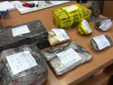 В 2017 году ФТС России изъято из незаконного оборота свыше 2,5 тонн наркотических веществ