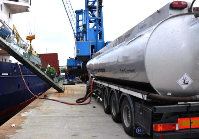 Газпром нефть начала выпускать новое судовое экотопливо по российской технологии - Логистика - TKS.RU