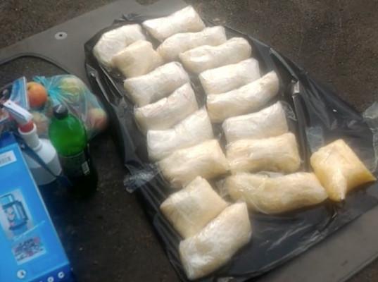 Таможенники тверского региона пресекли контрабанду крупной партии наркотического средства - Криминал