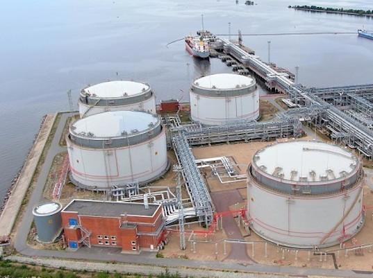 Петербургский нефтяной терминал уменьшил грузооборот на 5,6% до 2,02 млн тонн - Логистика