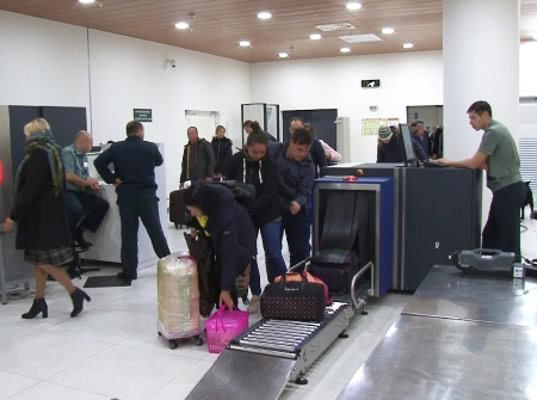 В дни новогодних каникул пассажиропоток через таможенный пост Аэропорт Нижний Новгород увеличился на 25% - Новости таможни