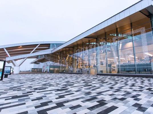 Ростовские таможенники встретили первый международный рейс в аэропорту «Платов»
