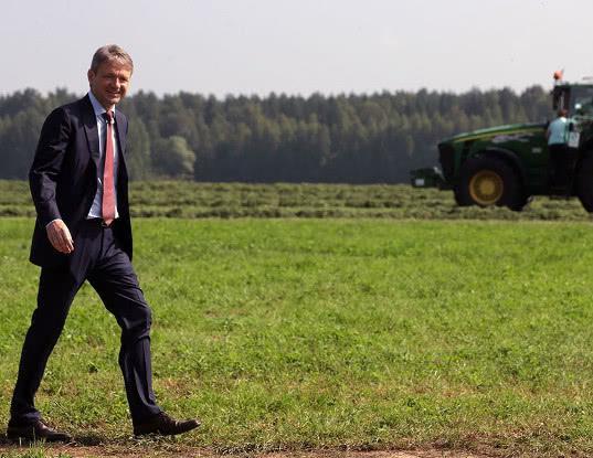 Агрокомплекс имени Ткачева возглавил рейтинг крупнейших землевладельцев России