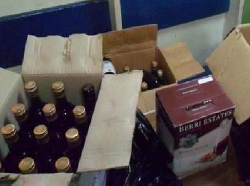 28 литров нелегально ввезенного алкоголя обнаружили хабаровские таможенники - Криминал