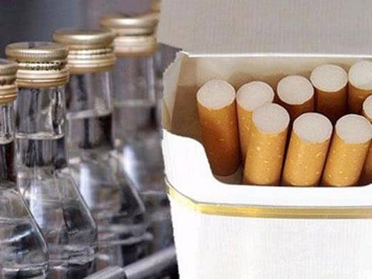 Совет ЕЭК изменил правила вывоза алкоголя и табака физическими лицами для личного пользования