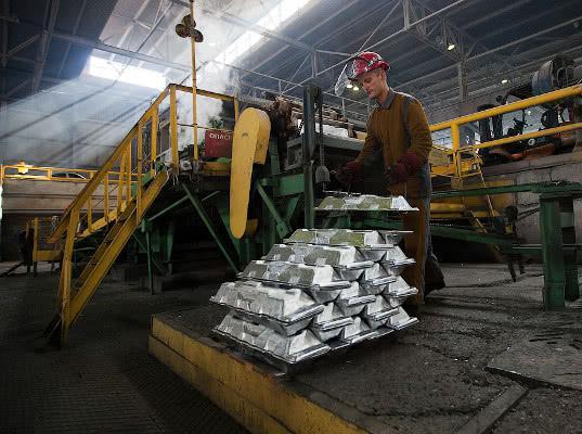 Производство алюминия в России выросло на фоне санкций США
