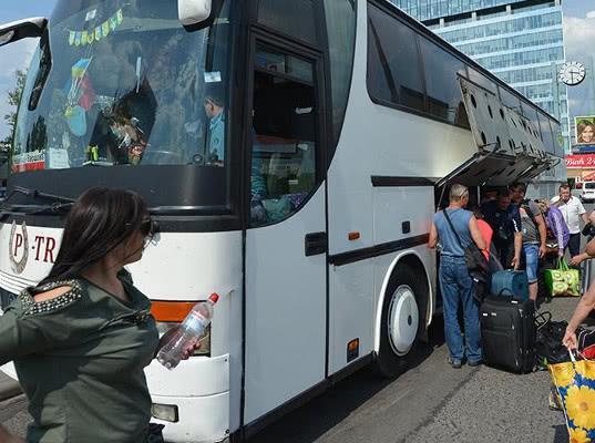 На Украине предложили отказаться от автобусного сообщения с Россией - Логистика