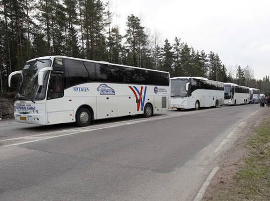 Сотрудники Южной оперативной таможни выявили схему незаконного перемещения пассажирских автобусов из стран Евросоюза