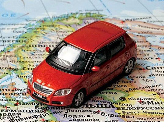 Изменились правила временного ввоза транспортных средств для личного пользования