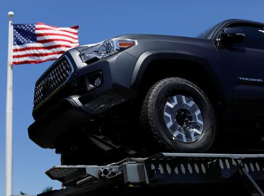 США могут отложить введение пошлин на автомобили - Новости таможни
