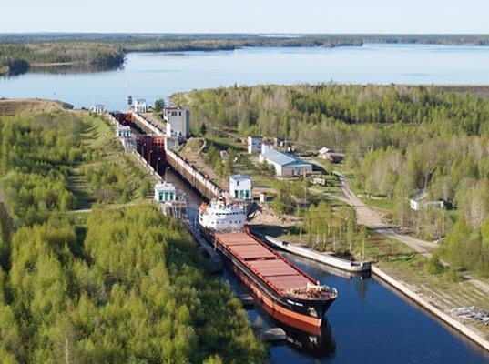 Власти Карелии предложили модернизировать Беломорско-Балтийский канал для развития Арктики - Логистика