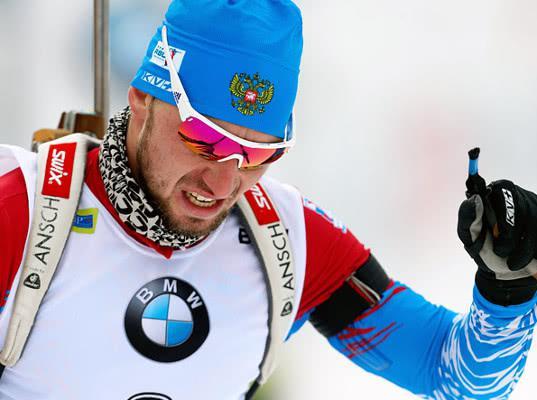Российский биатлонист Логинов выиграл спринт на этапе Кубка мира - Экономика и общество