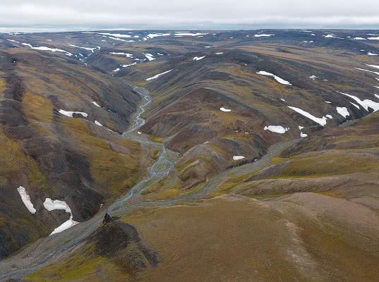 Минприроды разрешило «Востокуглю» добывать уголь в арктическом заповеднике