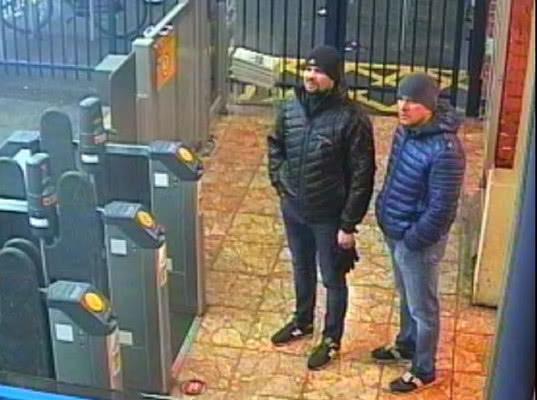 Петрова и Боширова в этом году арестовывали на территории Нидерландов