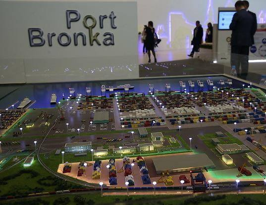 В Петербурге построят логистический центр за 10 миллиардов - Логистика