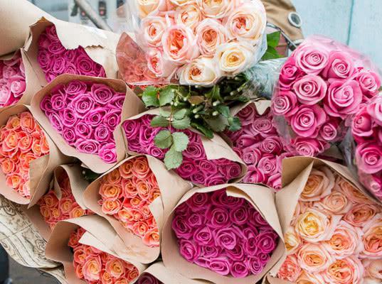 О правилах ввоза цветочных букетов