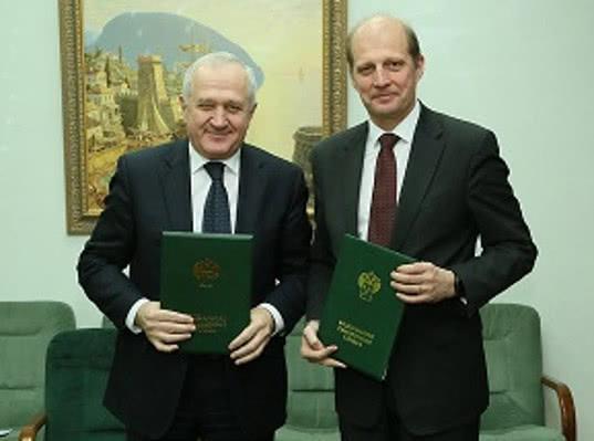 ФТС России и «ФОЛЬКСВАГЕН Груп Рус» подписали соглашение о взаимодействии