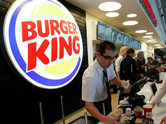 Роскомнадзор потребовал объяснений от Burger King после сообщений о сборе данных пользователей через экран смартфона - Экономика и общество