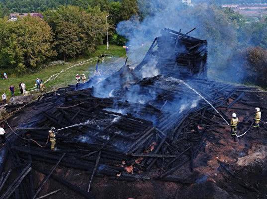 Следствие завело второе дело о поджоге церкви в Карелии - Экономика и общество