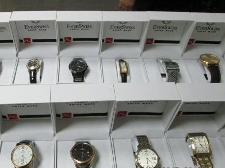 Незаконно ввезенные швейцарские часы переданы в доход государства - Криминал - TKS.RU