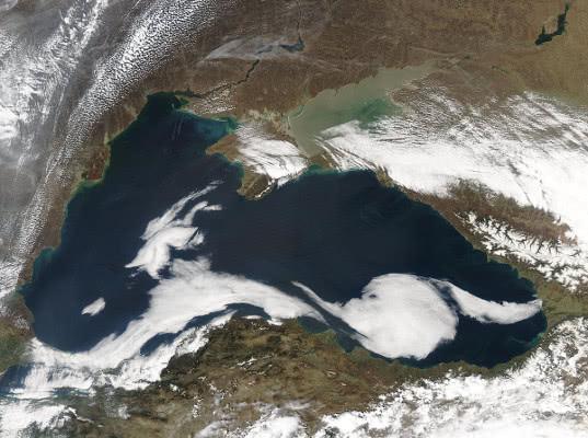 Украина решила расширить зону контроля над Черным морем - Экономика и общество