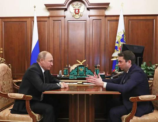 Путин назначил замминистра ЖКХ новым губернатором Мурманской области