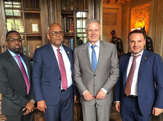 Россия выразила свою заинтересованность в поставках зерна в Гренаду