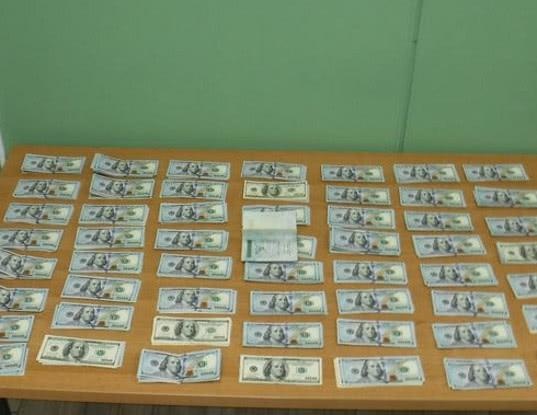Краснодарские таможенники выявили незадекларированную валюту на сумму более 3,6 миллиона рублей - Криминал