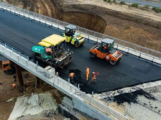 Грузия построит дорогу к России с шестью мостами и пятью тоннелями - Логистика