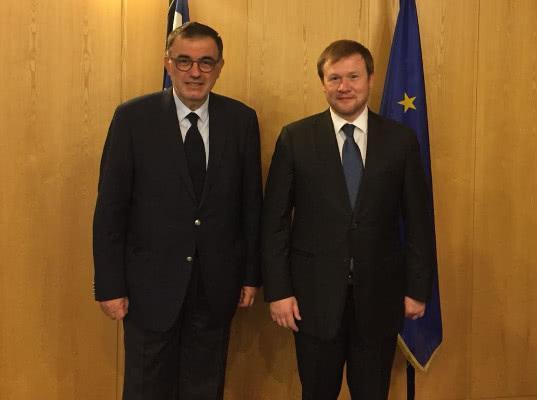 Транспортные ведомства России и Греции обсудили вопросы взаимодействия - Логистика